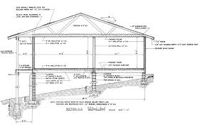 pier foundation house plans house foundation design home design ideas