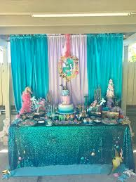 10 best little mermaid party images on pinterest