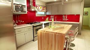 How To Remodel A Galley Kitchen Opened Up Galley Kitchen Video Hgtv