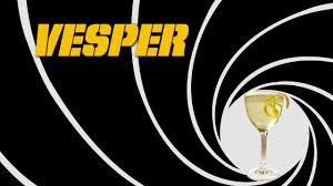 mixed drink clip art the vesper the cocktail james bond invented aka the james bond