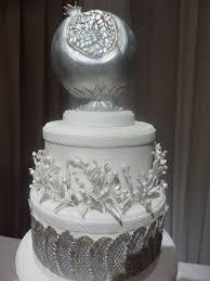 wonderland themed cakes