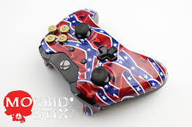 Cool Rebel Flags Can Am Confederate Flag Xbox One Controller 6 Morbidstix Gallery