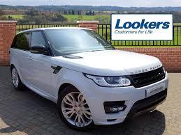 range rover white 2016 land rover range rover sport sdv8 autobiography dynamic white