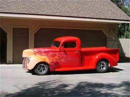 Classic Ford Truck 1940 - 1940 ford pickup for sale classiccars com cc 404176