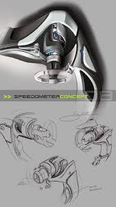 interior car sketch by simon defoort paperblog