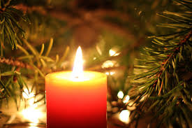 a single candle flame omraam words of light