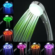 bluetooth light bulb speaker home depot shower head light up shower head with bluetooth speaker light up