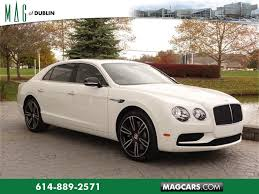 bentley silver wings new 2017 bentley flying spur v8 sedan for sale in dublin near