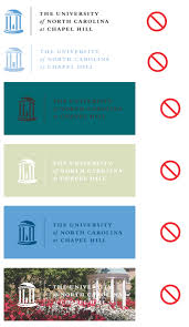 carolina blue and color guidelines unc branding and visual