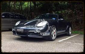 porsche cayman s 2010 for sale 2006 2010 porsche cayman s 3 4 cars for sale in subang jaya