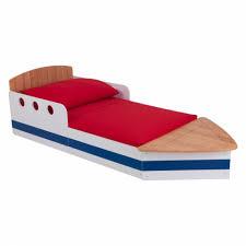 boat toddler bed