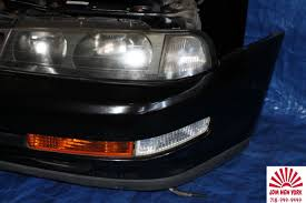 honda prelude jdm 92 96 honda prelude bb1 front end conversion headlights hood