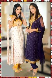 latest fashion in pakistan updated south asian dresses 2013