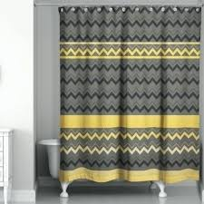 curtains yellow and grey yellow grey shower curtain yellow grey