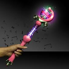 light up princess wand amazon com led princess wand toys games