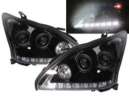 lexus 2003 rx330 crazythegod rx330 rx350 rx400h xu30 2003 2009 projector headlight