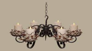 Outdoor Candle Lighting by Chandelier Rustic Chandelier Lighting Black Iron Chandelier