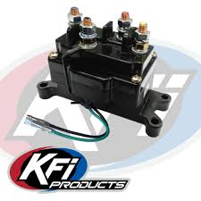 assault winch contactor kfi atv winch mounts and accessories