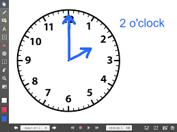 o u0027clock and half past time games teaching time to foundation