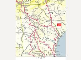 florida highway map dixie highway encyclopedia