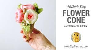 s day flowers s day flower cone olga zaytseva