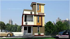 tamilnadu style storey house height design plans building plans