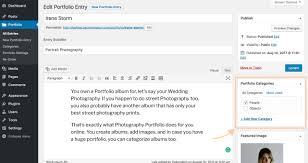 make a free portfolio website using wordpress step by step guide