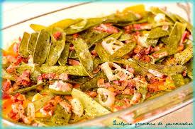cuisiner des pois gourmands pois gourmands et patate douce aux petits lardons