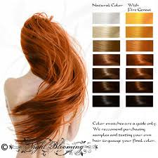 how to get rid of copper hair fire genasi copper herbal hair color 100g