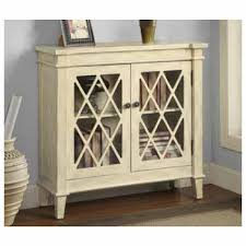 console cabinet with doors furniture white painted hardwood narrow storage cupboard with