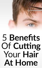diy mens haircut 5 reasons why you should cut your own hair benefits of a diy