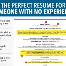Ideal Resume For Someone With No Experience Business Insider by Secrets To Writing The Perfect Resume Business Insider Cover Letter