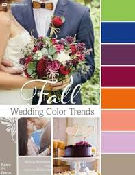Color For 2016 Top 2018 Wedding Color Trends Spring Summer Fall Winter 2017