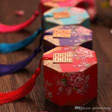 practical wedding favors new chineses happiness candy box party favor packing