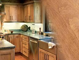 alder wood kitchen cabinets pictures alder rustic alder canyon creek cabinet company