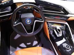 I8 Bmw Interior Bmw I8 Concept Roadster La 2012 Kelley Blue Book