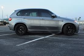 Bmw X5 Grey - 2011 space gray hamann x5m rare cars for sale blograre cars for