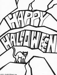 Halloween Coloring Pages To Print by Halloween Color Sheets Halloween Printable Coloring Pages The
