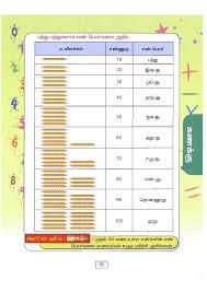 grade standard class 02 tamil medium mathematics text book ii