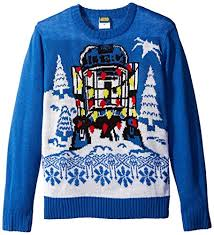 wars boys darth vader and decorated r2d2 sweater