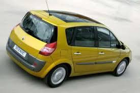 Renault Scenic 2005 Interior Renault Scenic 1 9 Dci 120 Privilege Luxe Manual 2003 2005