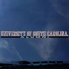 of south carolina alumni sticker of south carolina alumni decal of