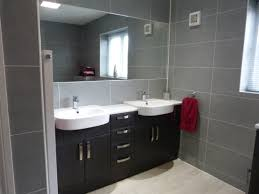 The Range Bathroom Furniture En Suite Refurbishment Recently Completed A Shower Enclosure