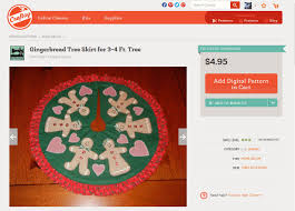 sew your own christmas tree skirt free patterns