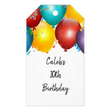 balloons gift balloons gift tags zazzle