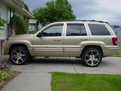 2000 gold jeep grand cherokee 83thunder 2000 jeep grand cherokee specs photos modification info