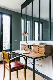 cuisine style loft cuisine style loft industriel 2 nuances de bleu amp style