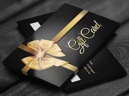gift card packs golden gift cards by mathias brandt dribbble