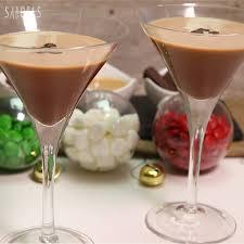 chocolate martinis sabores el martini de chocolate es el trago perfecto