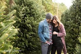 jacob u0026 ashlee christmas at a tree farm in raleigh u2014 blog